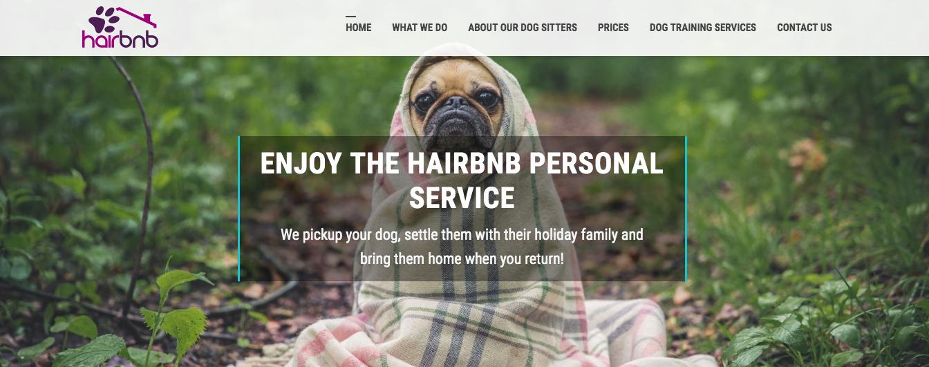 A Shaggy Dog Story: