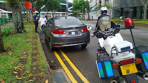 Singapore: Man charged with breaking COVID-19 law to provide carpooling services