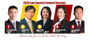 'Liberal' voices win four seats in Hong Kong's Law Society council election