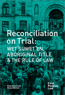 Information: First Peoples Law Publications Canada