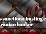 The United States government has dropped its case against an Iranian banker who was found guilty of violating US sanctions against Iran and defrauding the US government