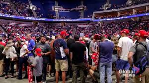 TRUMP SUPPORTERS ARE DYING FOR HIS REELECTION: THE EPIDEMIOLOGY OF POLITICS