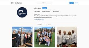 How a Law Firm Can Use Instagram Effectively