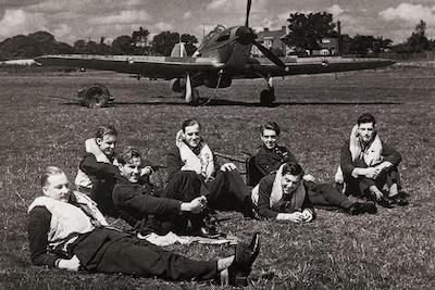 Obituary: Chichester Solicitor Was Battle Of Britain Fighter Pilot