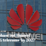 UK to phase out Huawei from 5G telecoms 'by 2027