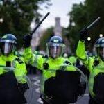 UK Police could be sued over Black Lives Matter protests