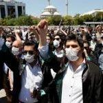 Turkey: Police break up further protests by lawyers against bar association legislation