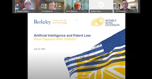 Artificial Intelligence and Patent Law: What Happens After DABUS?