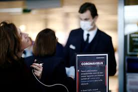 French Lawyer in New York Sues French Government Over Airline Preboarding COVID Testing Mandate