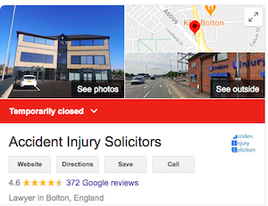 UK:  Council shuts Bolton firm's office over links to 18 Covid cases