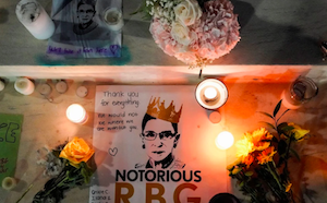 Chinese feminists and legal scholars pay tribute to 'inspirational' US Justice Ruth Bader Ginsburg