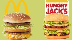 More Burger Wars – Big Mac Vs Big Jack