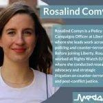 UK:  Civil liberties group campaigns to scrap Coronavirus Act