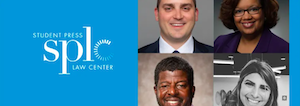 Veteran journalists and media lawyers join Student Press Law Center Board of Directors