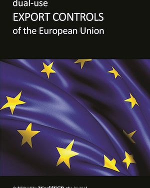Dual-use export controls of the European Union
