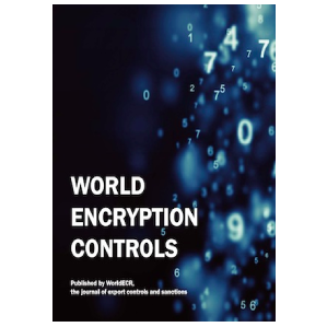 New Title From World ECR – WORLD ENCRYPTION CONTROLS