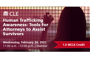 NYSBA: Human Trafficking Awareness: Tools For Attorneys To Assist Survivors