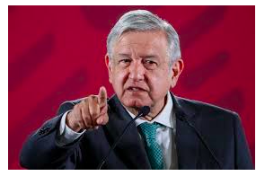 Mexican President Accuses Lawyers of Treason for Representing Foreign Interests