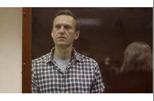 Navalny moved, probably to prison camp says lawyer