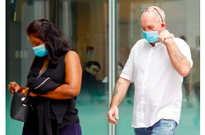 Harsh? A Singapore court sent a British man to prison for leaving his quarantine hotel room to see his fiancée upstairs