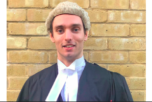 Pupil barrister trials UK's first vegan wig