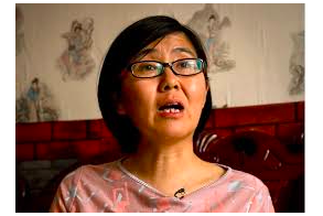 Chinese Rights Lawyer Wang Yu Misses 'Woman of Courage' Video Award Ceremony