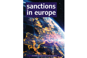 Book- Sanctions in Europe Published February 2020