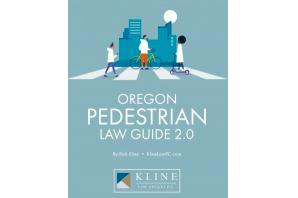 Portland lawyer releases 'Oregon Pedestrian Law Guide'