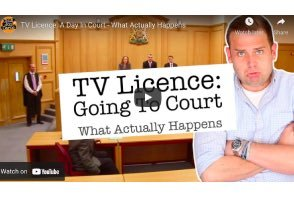 UK: TV Licence: A Day In Court – What Actually Happens !!