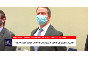 Watch How Derek Chauvin Reacted as Jury Convicted Him of Murdering George Floyd