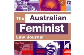 New Editorial Board @ AFLJ – Australian Feminist Law Jnl