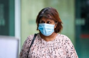 Singapore: Jail for woman who broke Covid-19 law by going to funeral while on MC for acute respiratory infection