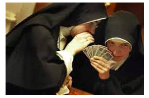 LA nun stole $A1.1 million for gambling