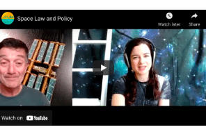 """HKU SPACE Law –  Space Law and Policy """"Hitchhikers Guide To Space Law"""""""