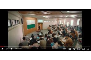 Korea – Netflix Show The Law School – law school teacher roasts his students