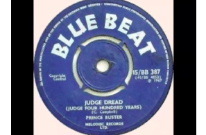 Music Video: Prince Buster - Judge Dread (Judge Four Hundred Years)