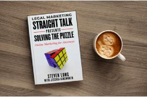 Precision Legal Marketing Announces New Book - Solving The Puzzle