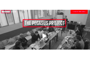 The Guardian:  The Pegasus project Human rights Pegasus project: spyware leak suggests lawyers and activists at risk across globe