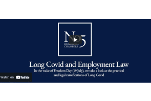UK – No5 Barristers' Chambers: Long Covid & Employment Law