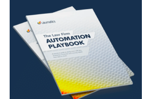 Free Download: The Law Firm Automation Playbook
