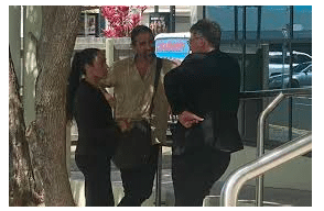 Australia: New Earth Cafe owner and solicitor decline to wear masks, prompting courthouse spat