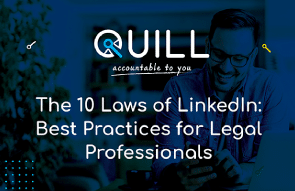 Article - Legal Futures: The 10 laws of LinkedIn: Best practices for legal professionals