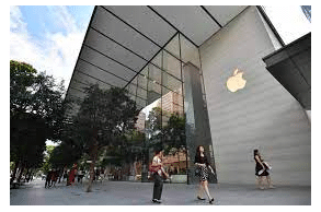 Singapore Apple store fined over unlawful COVID-19 gathering