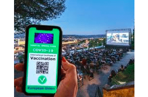 Italy first in Europe to require all employees to have COVID health pass