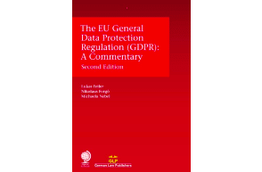 The EU General Data Protection Regulation (GDPR) - New Edition