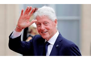 Clinton naming kerfuffle at university