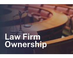 ABA Formal Opinion Approves Lawyers' Passive Investment in Law Firms with Nonlawyer Owners