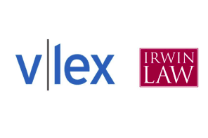 Canada: vLex to exclusively host Irwin Law E-Library collection as of October