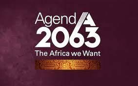"Article:  ""Agenda 2063: The Africa We Want."" Author, John Moono"