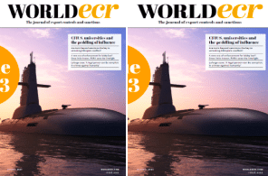 World ECR - In The Latest Issue.........